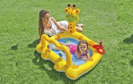 Giraffe Pool