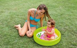 Small Round Baby Bath Pool