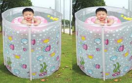 Frame Baby Swimming Pool