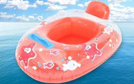 Cartoon Color Baby Boat