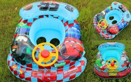 Thomas Baby Float