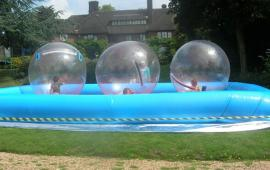 Pool and Water Balls