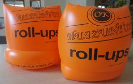 Roll ups Upper Arms