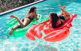 Lobster Pool Float