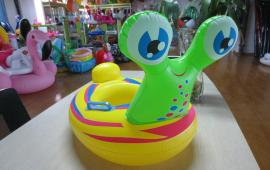 Snail Baby Ring Float