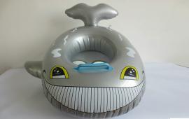 Cartoon Shark Baby Ring Float