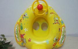 Spongebob Baby Boat Float