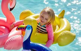 Baby Float Duckie Rider