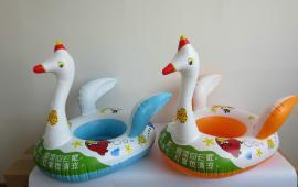 Baby Boat Swan Float