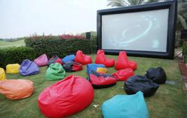 Various sized Inflatable Movie Screen